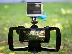 The iOgrapher Mobile Media Case for iPhone 5 and 5S provides iPhone users a platform to turn the device into a film making powerhouse.