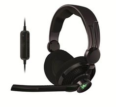Razer, leading peripheral maker, has given us some info on their upcoming Carcharias redesign to purpose the Xbox 360 console. As you may recall, this particular headset was originally released as a PC headset with the gamers head in mind.