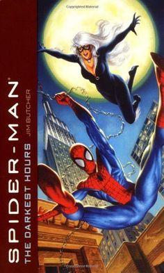 Spider-Man: The Darkest Hours by Jim Butcher, http://www.amazon.com/dp/1416510680/ref=cm_sw_r_pi_dp_2Kg0qb0WP7KW4