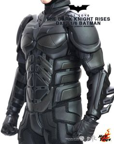 Hot Toys - BATMAN The Dark Knight Rises (distribution ver.)