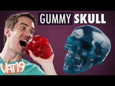 Gummy Skull!!!!!!!!!