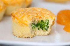 Coach Nicole's Mini Vegetable Frittatas Recipe