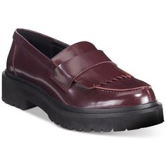 Nine West Account Tailored Loafers ($44) ❤ liked on Polyvore featuring shoes, loafers, wine patent, patent leather flats, patent oxfords, loafer shoes, nine west flats and patent leather oxfords
