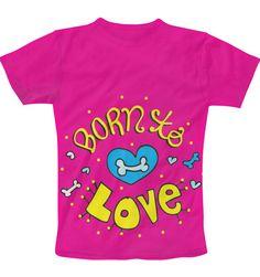 FCExpress Born To Love T-Shirt