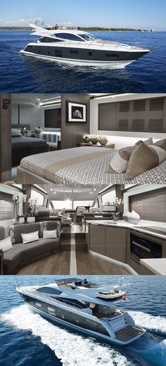 Pearl 65 Luxury Motor Yacht - Pearl Yachts