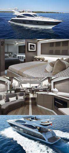 Pearl 65 Luxury Motor Yacht - Pearl Yachts