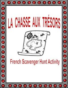 Simple yet engaging activity to practice reading, listening, and speaking skills in French. Language Activities, Teaching Activities, Teaching Tips, Classroom Activities, French Teacher, Teaching French, French Conversation, High School French, French For Beginners