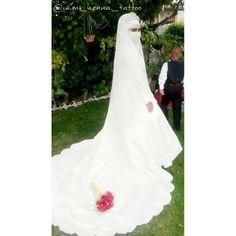 bride. beautiful.  hennatattoo