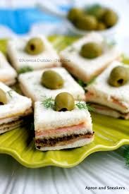 Image result for tea party sandwiches christmas