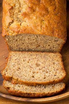 Skinny Banana Bread - Cooking Classy