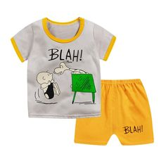 T-shirt Short Children's Suits Clothing Set For Boys Costume Kits Kids Summer Clothes Set Dress For Baby Boys Kids 1 2 3 Years - Putrimall Cheap Baby Clothes, Baby Boy Clothing Sets, Baby Clothes Online, Designer Baby Clothes, Newborn Boy Clothes, Baby Outfits Newborn, Baby Boy Outfits, Kids Outfits, Summer Clothes