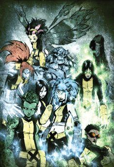 New X-Men 43 cover by skottieyoung.deviantart.com on @deviantART