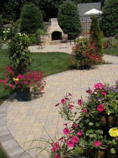 Backyard Landscaping Designs Home Landscaping Ideas
