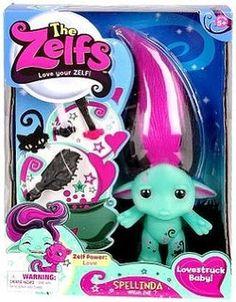 Troll Doll The Zelfs Flitter Dragon Fly Large Zelfs
