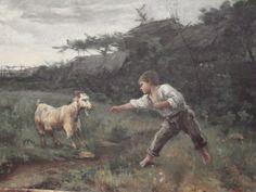 Pinto, Manuel Henrique w Stubborn Goat Paint Designs, Goats, Painting, Animals, Contemporary Art, Art Production, National Museum, Dibujo, Finals