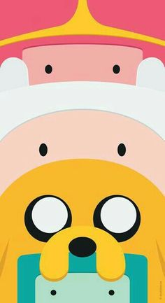 Wallpaper Adventure Time Cartoon Network iPhone is the best high-resolution screensaver picture You can use this wallpaper as background for your desktop Computer Screensavers, Android or iPhone smartphones