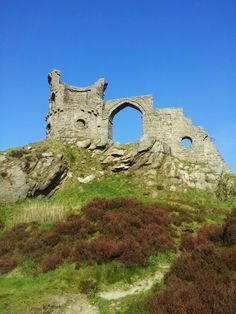Mow Cop Castle, Stoke-on-Trent, Staffordshire Old Pottery, Stoke On Trent, Palaces, Castles, Monument Valley, Landscapes, Scenery, The Past, Places To Visit