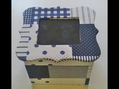 Caixa P com tampa de vidro - Aula compactada - YouTube