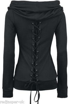 A cool old-fashioned-corset-dress-thing hoodie! ^o^
