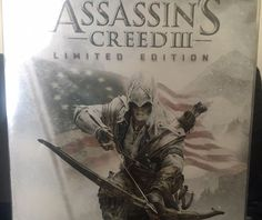 Assassin's Creed 3 Collectors Edition Xbox 360