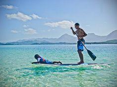 Paddle board!!