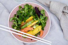 Sashimi, Carrots, Mango, Snacks, Vegetables, Food, Manga, Tapas Food, Appetizers