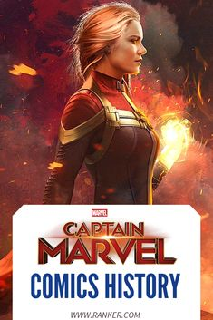 The Decades-Long Path Carol Danvers Took To Become Captain Marvel In The Comics Comic Book Characters, Marvel Characters, Female Characters, Marvel Films, Ms Marvel, Original Captain Marvel, Good Anime Series, Best Actor, Marvel Cinematic Universe