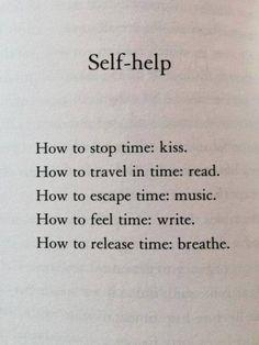 Self-Help. 14/12/2015