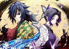 Twitter Manga Anime, Anime Chibi, Kawaii Anime, Anime Art, Demon Slayer, Slayer Anime, Anime Angel, Anime Demon, Anime Wallpaper Live