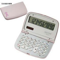 Victor 909-9 Pink Calculator