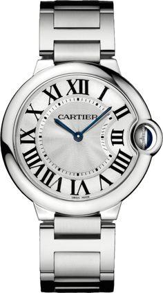 CRW69011Z4 - Ballon Bleu de Cartier watch - 36 mm, steel - Cartier