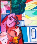 Cícero Dias Maria Martin, Disney Characters, Fictional Characters, Disney Princess, Biography, Visual Arts, Canvas Art, Art Production, Princesses