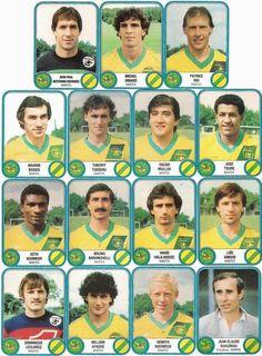 Année de parution : 1983 Edité par Panini 518 Images Le championnat de France de football 1982-1983 , quarante-ciquième éditio...