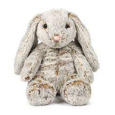 The Anna Club Plush Soft Toy collection is the cutest! This adorable super-soft bunny makes a perfect cuddly toy for any child!