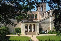 Belvedere on the Pfingstberg in Potsdam, Germany