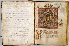 Illuminated Psalter  Late 12th century  The iconlike illiminations assist in making the Old Testament text relevant for Christian use  http://www.metmuseum.org/Collections/search-the-collections/170015343