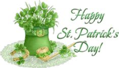 St. Paddys Day gif animation