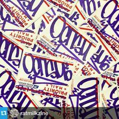 @ratmilkzine.・・・#ratmilkzine6 extras ✈️