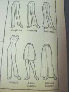 pants diagrams 2