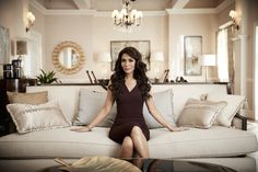 908f386757d198 Hermione Lodge is keeping up appearances after losing quite a bit of her  fortune. She