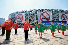 China to Introduce National Smoking Ban in Public Places