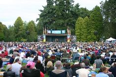 ZooTunes brings awesome musical performances to the Woodland Park Zoo in Seattle each summer.