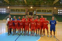 Un Grande a escena SEGOVIA Futsal inicia la pretemporada con una plantilla renovada y muchas caras nuevas