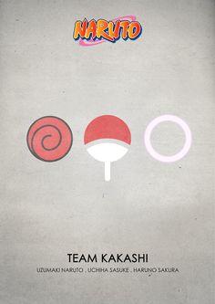 Naruto Minimal Poster