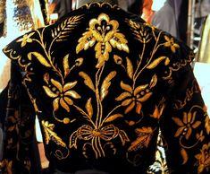 Glazig femme costume Finistère Bretagne