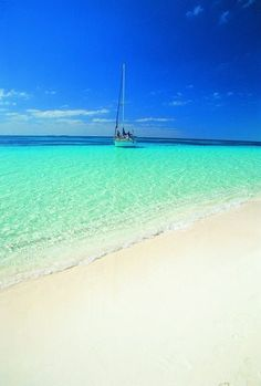 Cayo Largo - Cuba ... Might as well, light a Cigar on that Immaculate Beach ...