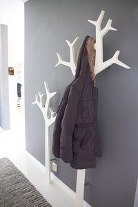 Patère porte-manteaux arbre