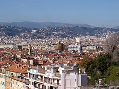 the whole city of Nice