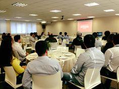 Hoje 12/07 ocorreu o Workshop de criação da RPC no Auditório da FIEP; E a Frezarin Eventos esteve presente, com a locação de sistema de áudio.