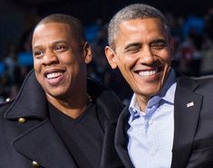 The Songwriters Hall of Fame inducted Jay Z at a Thursday ceremony where former president Barack Obama provided a video tribute. First Black President, Former President, Barak And Michelle Obama, First Rapper, Barack Obama Family, Barrack Obama, Black Presidents, Beyonce And Jay Z, Hip Hop Artists
